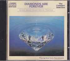 Diamonds Are Forever - Great Bond Movie Themes CD