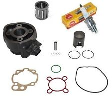 Kit Moteur AM6 Cylindre Piston joints cage bougie Motos Rieju Sherco 50 cc