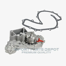 Porsche Water Pump + Gasket Premium Quality 92801522