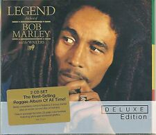 Marley, Bob & The Wailers Legend (Deluxe Edition) Do CD ohne Plastikumhüllung