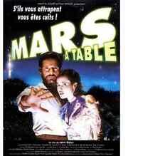 Bande annonce cinéma 35mm 2010 Mars à table ! John Paizs Tom Everett Scott NEUVE