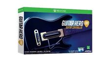 Controlador de Guitarra Guitar Hero independiente en vivo, a estrenar, rápido Xbox One UK POST!