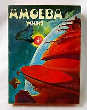 AMOEBA WARS: GAME OF GALACTIC CONQUEST AVALON HILL 1981 - Complete Unpunched