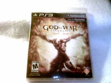 GOD OF WAR ASCENSION, SONY PLATSTATION 3, 2013, SKU 3465