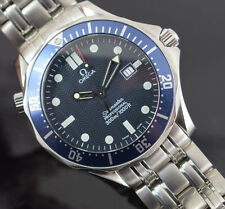 OMEGA SEAMASTER 2541.80 FULL SIZE  GENERIC BOX/PAPERS WARRANTY EXCELLENT 2004 YR