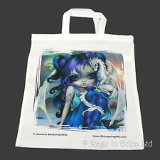 FROST DRAGONLING Strangeling Fairy Dragon Art Tote Bag - Jasmine Becket-Griffith