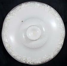 Wedgwood CREAM ON CREAM SHELL Lid for Round Covered Vegetable GOOD CONDITION