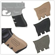 Grip Rubber Glove Universal Handgun Pistol For Glock 17 19 20 21 22 23 25 31 32