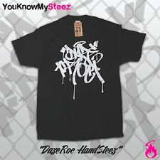 NEW YouKnowMySteez DazeRoc Hand Steez Tee Ironlak Montana Spray Paint Hip Hop 94