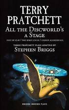 All the Discworld's a Stage, Terry Pratchett