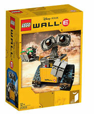 LEGO Ideas Wall-E 21303 Sold Out Retired Product