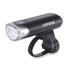 Cateye HL-EL135 3LEDs Bike Bicycle Cycling Front White Headlight - Black