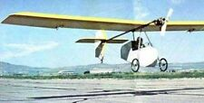 Chotia Gypsy Ultralight Aircraft Wood Model Big New