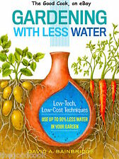 New How To Book Gardening Garden With Less Water Use Up To 90% Less Water  BONUS