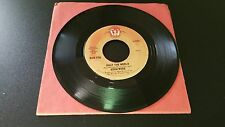 "Adam Wade "" HALF THE WORLD / MY TIME FOR LOVE ""  7"" SOUL REMEMBER RECORDS"