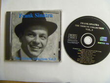 FRANK SINATRA - TRIBUTE COLLECTION 3 QUALITY CHECKED FREE POST NO BARCODE CD