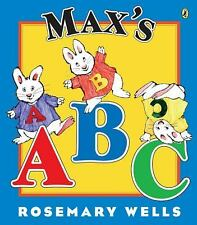 Max's ABC Max and Ruby)