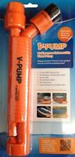 WATER PUMP SUBMERSIBLE V PUMP FOR REMOVING UNWANTED WATER CONNECT TO GARDEN HOSE