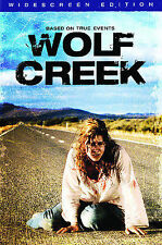 Wolf Creek (Widescreen, R-rated Version) a grim and disturbing horror film