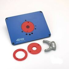 Kreg PRS3036 Precision Pre Drilled Router Table Insert Plate for Porter Cable