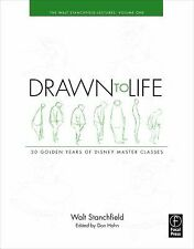 Drawn to Life: 20 Golden Years of Disney Master Classes Vol. 1 : Volume 1:...