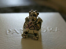 BN VERY RARE GENUINE PANDORA STAFF WINIPER CHARM-NOT AVAILABLE IN STORE