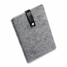 Samsung Galaxy Tab 8.9 Handmade Felt Wool Sleeve Pouch Case Cover  - Grey