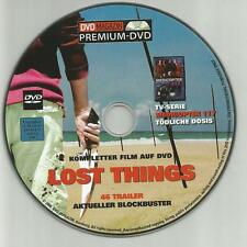 Lost Things FSK 16 / DVD-Magazin-Edition 10/08 / DVD-ohne Cover