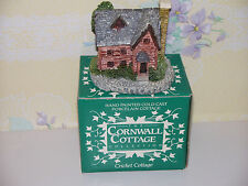 """1987 Museum Collections Cornwall Cottage Series """"Cricket Cottage"""" Bh03"""