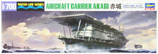 Hasegawa Waterline 227 1/700 Japanese Aircraft Carrier AKAGI from Japan Rare