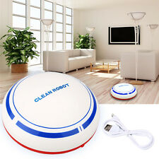 Automatic Mini Smart Cleaning Robot Floor Cleaner Vacuum Microfiber Dust Sweep