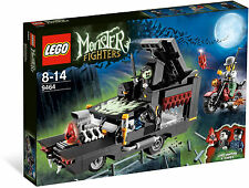 LEGO VAMPYRE HEARSE 9464 Set New & Sealed Box Monster Fighters vampire Halloween