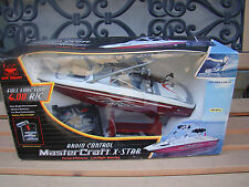 "New Bright RC Radio Remote Control Mastercraft Star 17"" Boat NIB 311539"