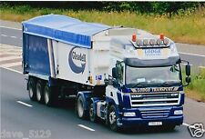 Truck Photo: Chris Lodge Transport - DAF CF - YN61AVC - Doncaster Transport