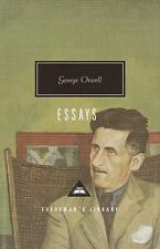 Essays by George Orwell (2002, Hardcover)