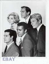 Barbara Bain Mission Impossible VINTAGE Photo Peter Graves Martin Landau