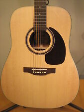 Simon and Patrick S & P Woodland Pro Spruce SG   --blemished--