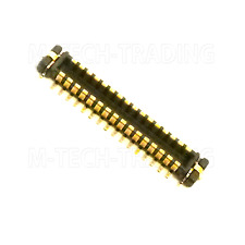 NEW IPHONE 5S REAR BIG CAMERA FPC (16PIN) PLUG CONNECTOR PART FOR LOGIC BOARD