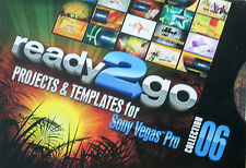 Digital Juice Ready2Go Pro Projects and Templates For Sony Vegas #6