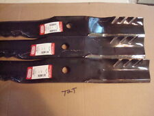 "replaces 60"" Kubota Blades 20-9/16"" long 7/8 center RCK60B-23BX BX24 K5371-34330"