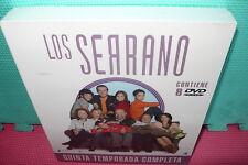 LOS SERRANO - 5 TEMPORADA COMPLETA - 8 DVD - PRECINTADA