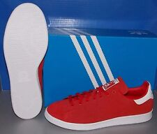 MENS ADIDAS STAN SMITH in colors SCARLET / SCARLET / FTW WHITE SIZE 13