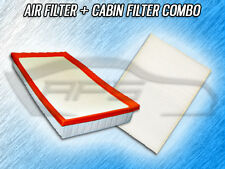 AIR FILTER CABIN FILTER COMBO FOR 2000 2001 2002 2003 2004 2005 VOLKSWAGEN GOLF