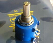 Präzisions-10-Gang Potentiometer 500Ohm 0.25% Lin., Bourns 3590S-2-501