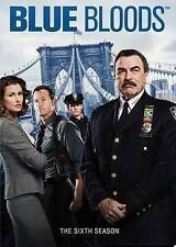 PRE-ORDER Blue Bloods: The Sixth Season (DVD RELEASE: 20 Sep 2016)