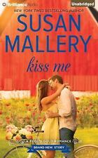 Fool's Gold: Kiss Me 19 by Susan Mallery (2015, CD, Unabridged)