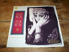 OFRA HAZA LP ( SHADAY ) SIRE Records U.S. VINYL promotional LP # 25816-1 NM