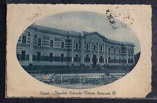 Cartolina Tripoli LIBIA Ospedale Coloniale Vittorio Emanuele III W161