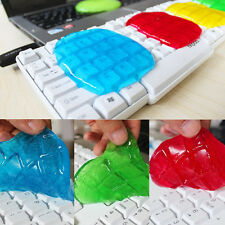 Magic Sticky PC Keyboard Dust Dirt Cleaning Cleaner Soft Glue Gum Silica Gel LTM
