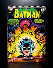 COMICS: DC: Batman #192 (1967) - RARE (flash/justice league)